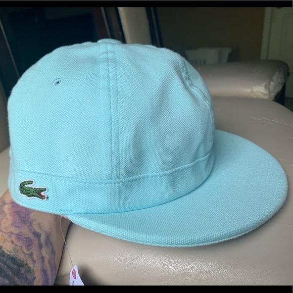 d4b5e0446 Lacoste Vintage Tennis Hat NWT